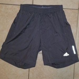 "Men's Adidas S 7"" running shorts"
